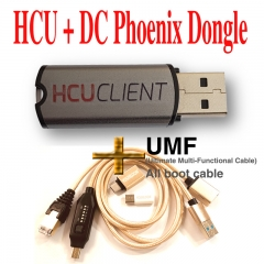 HCU Dongle HCU + DC Phoenix Dongle + UMF All boot cable worked exclusively for huawei phones