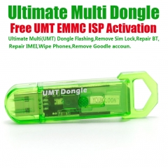 UMT Dongle  + Free UMT EMMC ISP Activation, eMMC ,ISP function